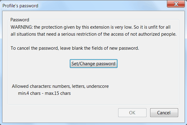 How to Set Password for Thunderbird Accounts to Protect Data